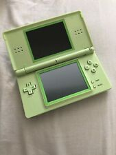 Green Refurbished Nintendo DS Lite NDSL Video System Game Console with Charger