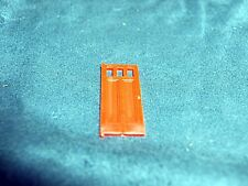Plasticville Mansion Red Door O-S Scale