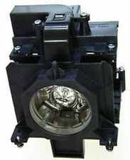 REPLACEMENT LAMP & HOUSING FOR EIKI LC-XL200A