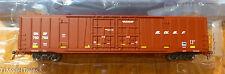 BLMA Models HO #53067 (Rd #780763) BNSF (Powerbar Logo) Bx-166 60'Beer Car