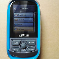 Magellan eXplorist 110 Handheld GPS,outdoor waterpoor rugged navigation