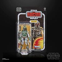 Star Wars The Black Series Boba Fett 6-Inch The Empire Strikes Back 40th IN HAND