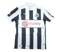 Newcastle United 2012-13 Authentic Home Shirt (Excellent) M Soccer Jersey