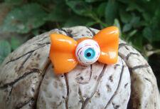 Creepy Eyeball Bow Halloween Ring