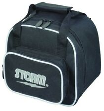 Storm 4 Ball Streamline Bowling Bag Color Grey Lightly