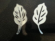 Sizzix Die Cutter & Embosser  DECORATIVE LEAF fits Big Shot Cuttlebug