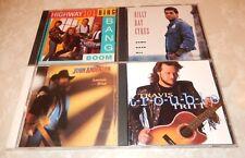 Lot of 4 Country Travis Tritt John Anderson (CDs, 4-Discs 1992)