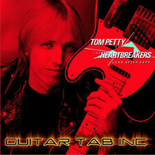 Tom Petty Guitar Tab LONG AFTER DARK Lessons on Disc Tablature