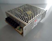 Mean Well S-40-15 Schaltnetzteil Input:100-240V Out:15V DC max,2,8A