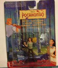 MATTEL 1994 Disney Juguetes-Pocahontas-figura cargando-Mini Figura-ver foto