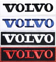 Patch Iron on For Volvo Car Truck Polo t Shirt Sign Bag Badge Emblem Accessories