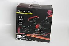 Protocol Dronium One AP Drone with Remote Controller Orange/Black FREE US SHIP