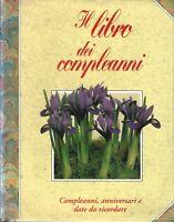 il libro dei compleanni  tormont 1993