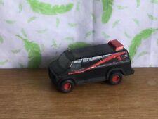 More details for vintage 1983 ertl the a-team pull back van - or1