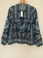 Spell Designs PANDORA BLOUSE Night Garden - Size XS