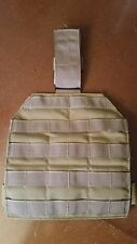 NEW Eagle Industries coyote Single Point Leg Panel MOLLE