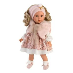 Llorens Lucia 2021 40cm Soft Bodied Girl Doll