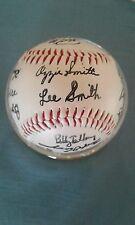 1991 ST LOUIS CARDINALS Team Baseball LEE & OZZIE SMITH HOF JOE TORRE HOF