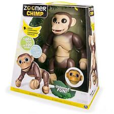 Zoomer 6034096 Chimp Electronic Pet Toy