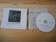 CD Rock Iain Matthews - Girl With The Clouds (2 Song) MCD CHLODWIG Presskit BMG