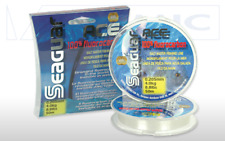Fluorocarbono 100% Colmic Seaguar Ace 50MT Mar 0.37mm 10.70Kg