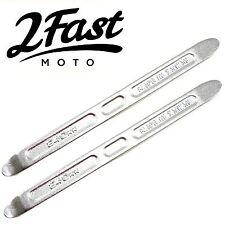 2FastMoto Tire Iron Pair Spoon Tool Cruiser Chopper Bobber Removal Kawasaki