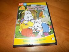 MAX AND RUBY SPRINGTIME FOR MAX AND RUBY Nick Jr TV Childrens Classic DVD NEW