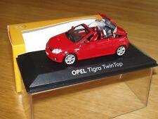 Opel Tigra TT Voiture Miniature 1:43 Magmarot
