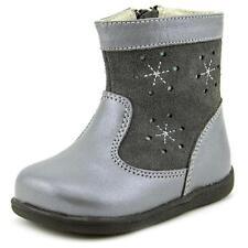 Calzado gris botas para bebés
