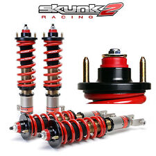 SKUNK2 COILOVERS HONDA CIVIC HATCHBACK CX DX SI XV 92-95 PRO-S II ADJUSTABLE