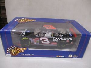 2002 Winner's Circle Dale Earnhardt GM Goodwrench Service Plus 1/18