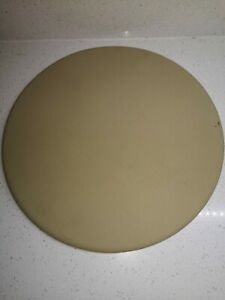 The  Pampered Chef Family Heritage Stoneware Pizza Stone