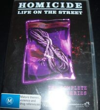 Homicide Life on the Street The Complete Fifth Series 5 (Aust Reg 4) DVD New