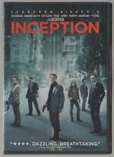 Inception (DVD, 2010)  NEW  Sealed