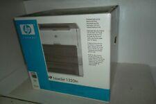 HP LaserJet 1320tn Workgroup Printer Mono USB Ethernet 16MB 1200dpi Q5930A NEW