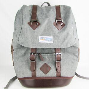 Kurgo K9 rucksack dog carrier backpack grey heather