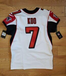 Authentic Nike Vapor Elite Atlanta Falcons Younghoe Koo Jersey size 40 NWT