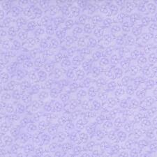 Marianne Elizabeth Harlow Lavender Purple Rose Floral Quilt Background Fabric