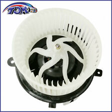 New Heater Blower Motor w/ Cage Front For Acadia Enclave Outlook Traverse