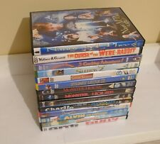 dvd films assortment job lot x14