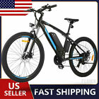 """27.5"""" 48V 20MPH 500W Electric Bicycle e-Bike LED 7Speed Removable Litium Battery"""