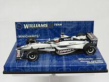 Williams F1 BMW FW22 J. Button 1:43 Minichamps 430000010