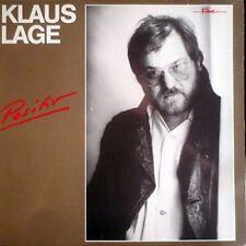Klaus Lage Positiv (1982)  [LP]
