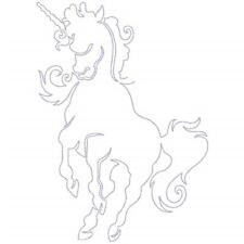 Machine Embroidery Unicorn Designs Ebay