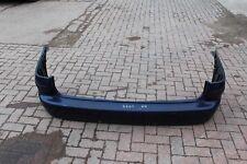 2005 SEAT ALHAMBRA REAR BUMPER BLUE LD5Q