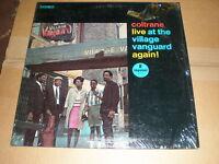 John Coltrane LP Live At The Village Vanguard Again