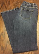 White House Black Market WHBM Women's Open Your Heart Jeans Size 4R #131