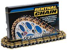 Renthal 420 R1 Chain - 120 Links (GOLD) Chain R1-420-120 80-1920 25-2120 C241