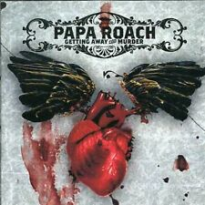 Getting Away With Murder - Papa Roach (2007, CD NUEVO)