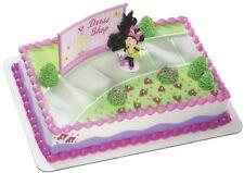 MINNIE cake topper decopac -MINNIE SHOPPER